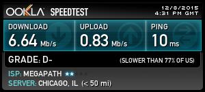 internet speed test wifi